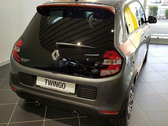 Mein Neuer -Twingo GT