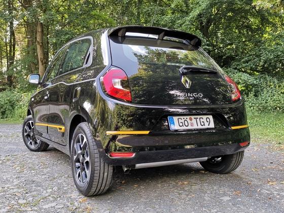Renault Twingo III Facelift