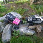 RC Car die 2.