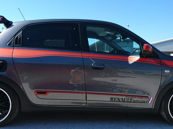 PASSION FOR LIFE RENAULTsport T3 GT
