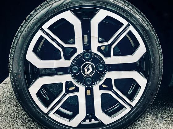 Radmutterkappen von Volkswagen